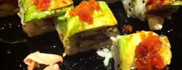 Matsuri Sushi Bar is one of Barcelona's Best Restaurants.