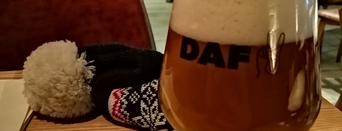 Daf Pub is one of Kharkiv TODO.