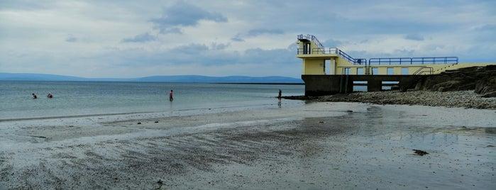 Blackrock Pier is one of Galway.