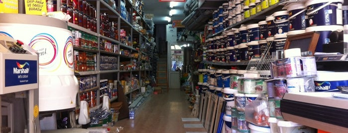 Cengiz Karabıyık Yapı Market is one of SU things (Edit/Merge/Delete).