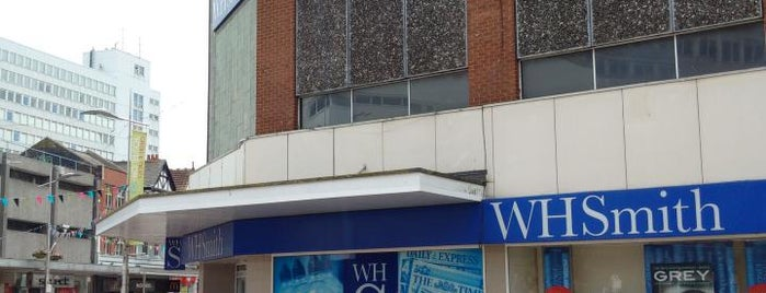 WHSmith is one of England.