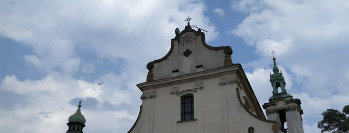 Bazylika Mniejsza i Klasztor na Skałce is one of Locais curtidos por Carl.