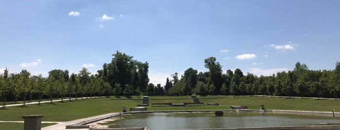 Parc Culturel de Rentilly is one of Orte, die Kevin gefallen.