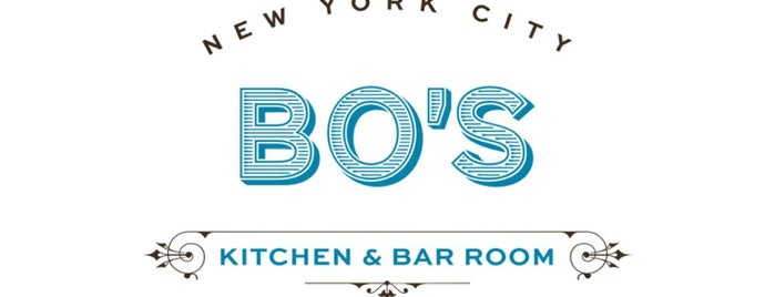 Bo's Kitchen & Bar Room is one of Date Night.