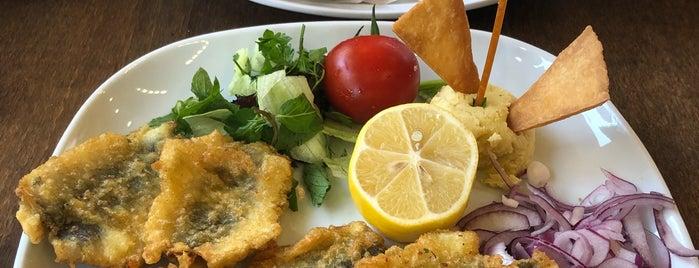 Balık Hane Restaurant is one of İzmir'de hafta sonu.