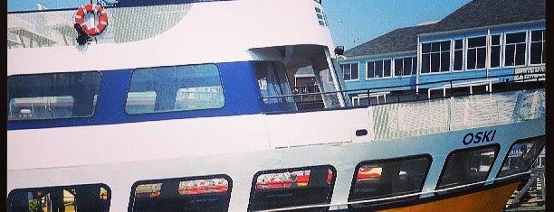 Blue & Gold Fleet is one of San Francisco.