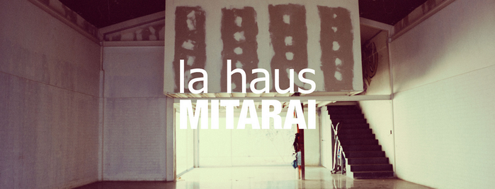 La Haus Mitarai is one of Posti salvati di Mayra.