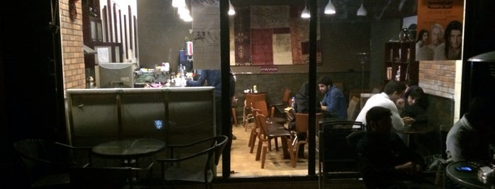 Negative Café | کافه نگاتیو is one of Posti salvati di Mahtab.
