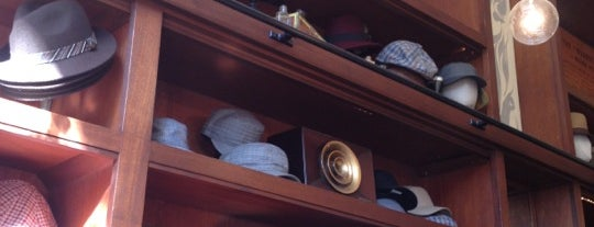 Goorin Bros. Hat Shop is one of California To-Do.