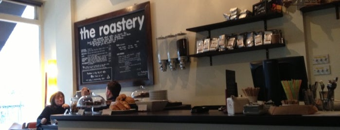 The Roastery is one of 100+ Independent London Coffee Shops.