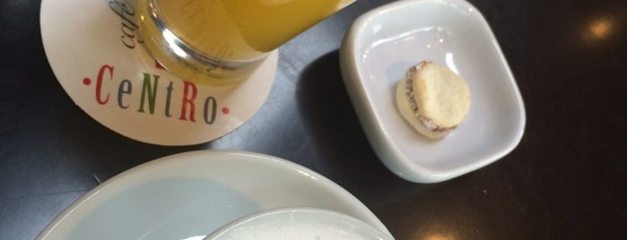 Café Del Centro is one of Break, coffee break Rosario.