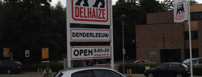 Delhaize is one of Caroline's Liked Places.
