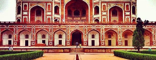 Humayun's Tomb | हुमायूँ का मकबरा is one of Delhi.