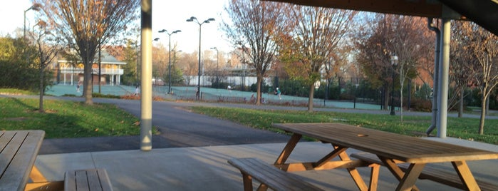 Lenz Tennis Center is one of Non restaurants.