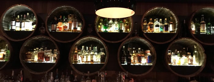 Grain Whiskey Bar is one of Westside Night Out.