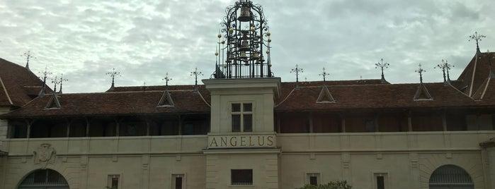 Chateau Angelus is one of Caridad: сохраненные места.