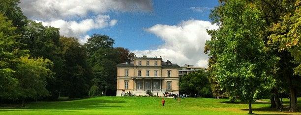 Conservatoire et Jardin Botaniques is one of Suiça - onde ir.