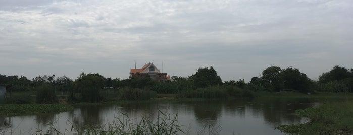 สำนักงานเทศบาลเมืองปากน้ำสมุทรปราการ is one of Yodpha : понравившиеся места.