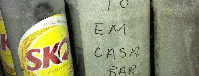 Tô em Casa Bar e Petiscaria is one of Viagem da Ana à Natal.
