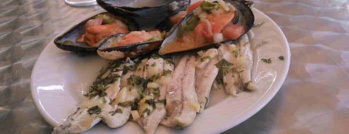 Bar Restaurant Huelva is one of Ivan'ın Beğendiği Mekanlar.