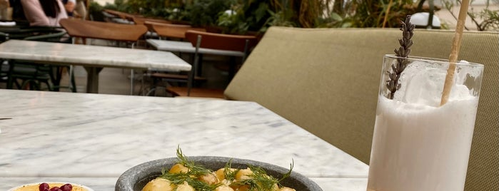 Roof Garden is one of General Recommendations - Try ASAP!.