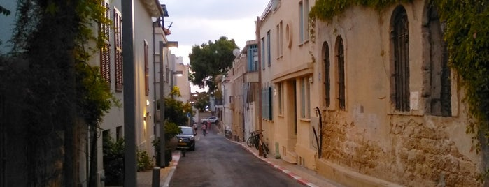 Neve Tzedek is one of Tel Aviv second best.