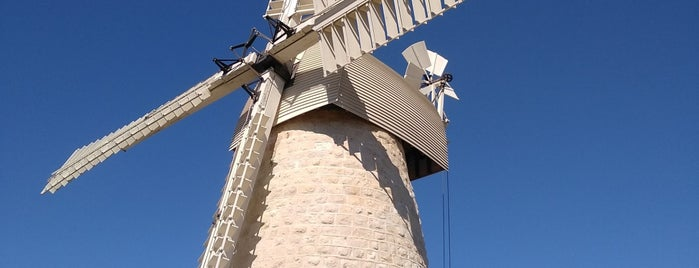 Montefiore's Windmill is one of My Little Jeru.