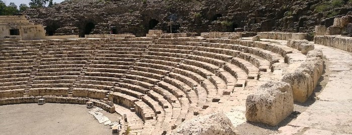 Beit She'an Archeological Site is one of Posti che sono piaciuti a David.