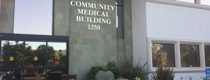 UCLA Health System is one of Meg : понравившиеся места.