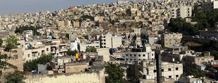 Al Weibdeh View is one of Locais salvos de Queen.