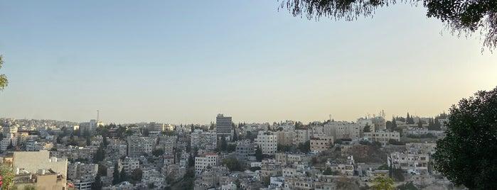 Al Weibdeh View is one of Lieux sauvegardés par Queen.