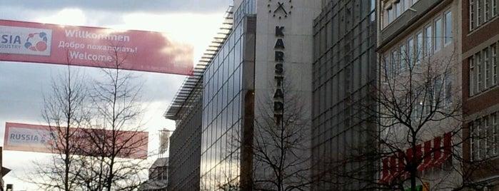 Karstadt is one of Orte, die frshone gefallen.