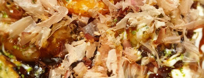 Takoyaki Wanaka is one of Osaka Eats.