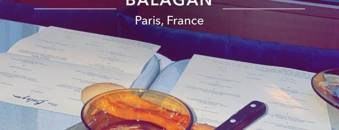 Balagan is one of paris.