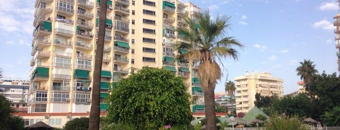 Apartamentos Maite is one of Lieux qui ont plu à Toon.