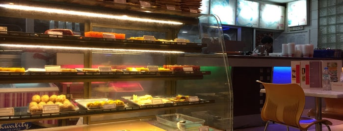 Saravanaa Bhavan is one of Dubai Food 3.