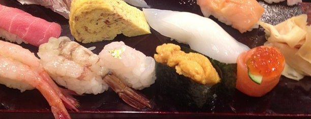 金沢まいもん寿司 is one of Japan.