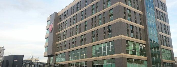 Altınbaş Üniversitesi is one of สถานที่ที่ Selin ถูกใจ.