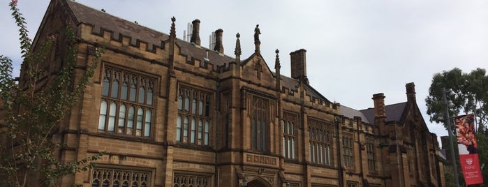 The University of Sydney (USYD) is one of Sydney Sightseeing.