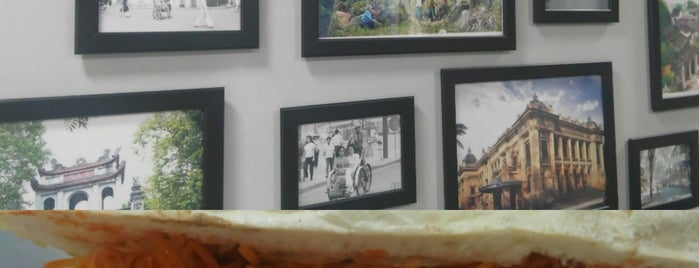 Bánh Mì Vietnamese Sandwich is one of budapest.