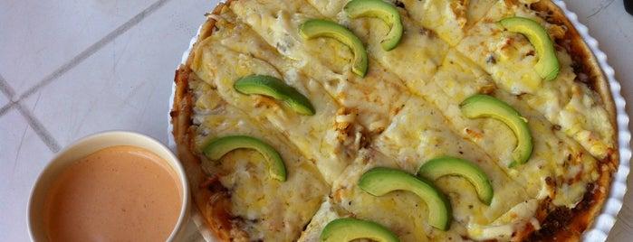 Vivan las Pizzas (Pizzas Dario) is one of Lieux qui ont plu à Ady.