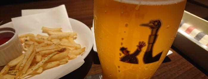 地下酒場 umbrella is one of Craft Beer Osaka.