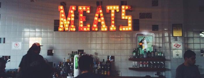 Meats is one of Tempat yang Disukai Lucas.