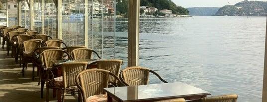 Sarıyer Spor Kulübü Kafeteryası is one of ● cafe istanbul ®.