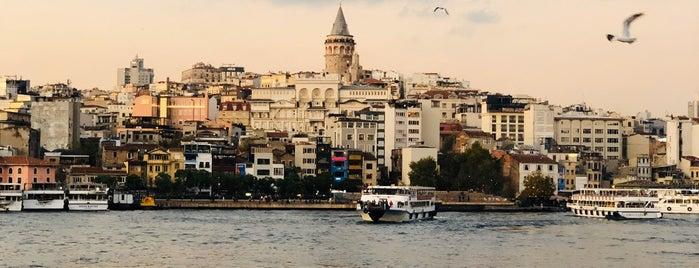 Eminönü Boğaz Turu is one of Orte, die Fadik gefallen.