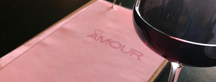 Amour is one of gent.