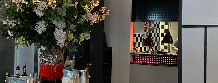 Nolita Restaurant is one of Warsaw.