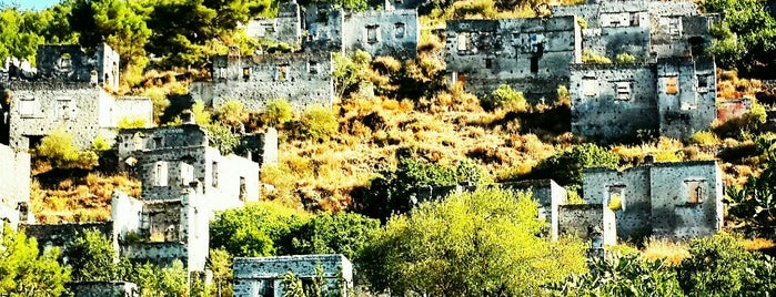 Kayaköy is one of Mehmet: сохраненные места.