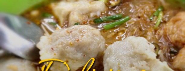 ก๋วยเตี๋ยวเย็นตาโฟ เจ๊จู is one of BKK_Noodle House_1.
