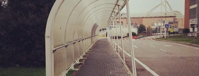 ヴェネツィア・マルコ・ポーロ空港 (VCE) is one of Airports.